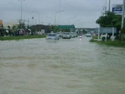 น้ำท่วมตรัง
